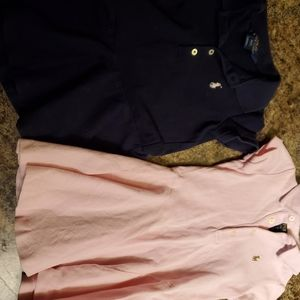 Lot 2t girls ralph lauren